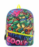 "Ninja Turtles 16"" Backpack"