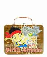 Neverland Pirates Lunch Box