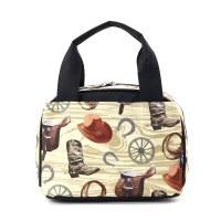 Western Cowboy Lunch Bag
