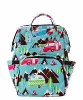 Camper Diaper Backpack