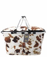 Cow Market Basket