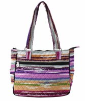 Stripe Handbag