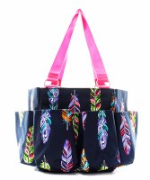 Feather Caddy Bag