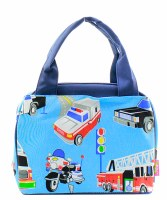 Fire Truck Lunch Bag