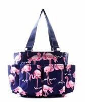 Flamingo Caddy Bag