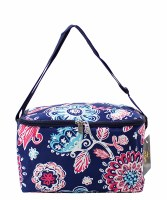 Flower Lunch Bag