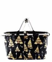 Teepee Market Basket