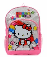 "Hello Kitty 17"" Backpack"