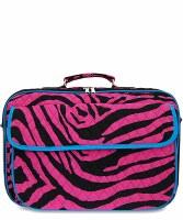 "Zebra 17"" Laptop Case"