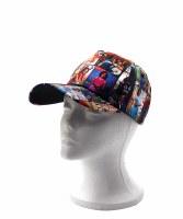 Fashion Magazine Cap