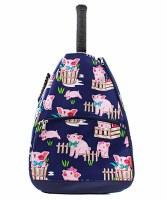 Pig Tennis Racket Bag