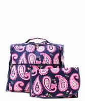 Paisley Diaper Backpack
