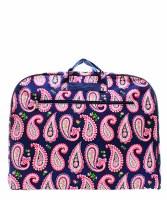 Paisley Garment Bag