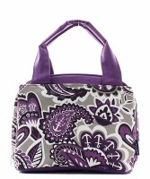 Paisley Lunch Bag