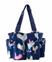 Rooster Caddy Bag
