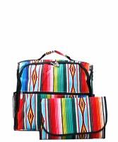 Serape Diaper Backpack