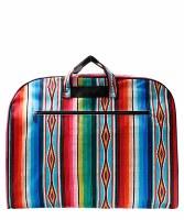 Serape Garment Bag