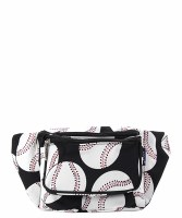 Baseball Fanny Pack