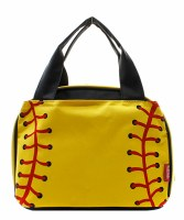 Softball Lunch Bag
