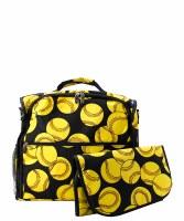 Softball Diaper Backpack