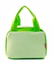 Seersucker Lunch Bag