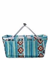 Serape Market Basket
