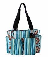 Serape Caddy Bag