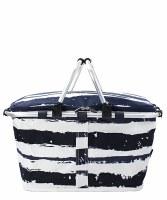 Stripe Market Basket