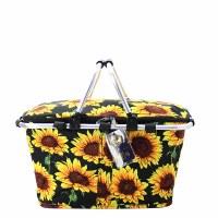 Sunflower Market Basket