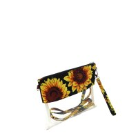 Sunflower Clear Messenger
