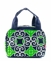 Geometric Lunch Bag
