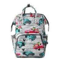 Truck Diaper Backpack