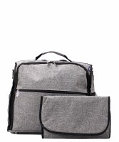 Stone Wash Diaper Backpack