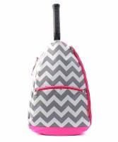 Chevron Tennis Racket Bag