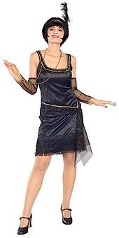 Flapper Speak Easy Dress