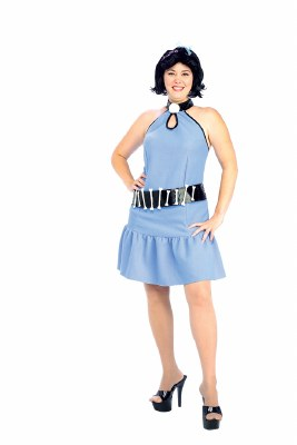 Betty Rubble Plus Costume