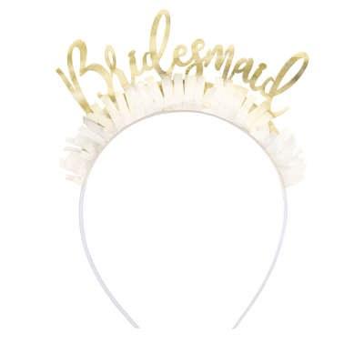 Bridemaid Headband 4ct