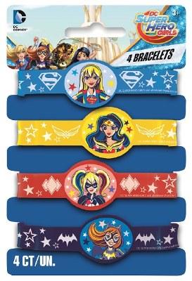 Dc Super Hero Girl Bracelets