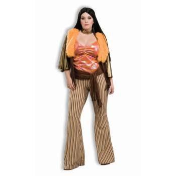 60's Babe Plus Costume