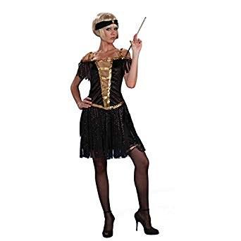 20's Glamorous Flapper Dress
