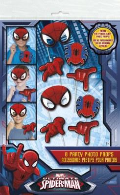 Spiderman Photo Props