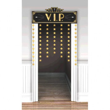 Vip Door Curtain