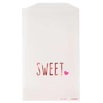 Sweet Foil Treat Bags