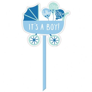 Its A Boy Lawn Sign