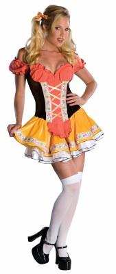 Swiss Sweetie Costume
