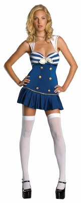Anchors Away Sw Costume