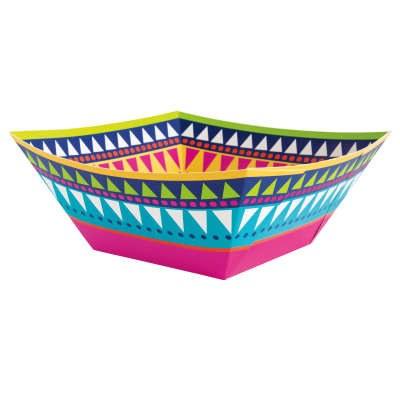Fiesta Boho Paper Bowl