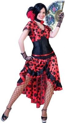 Flama Dancer Dress
