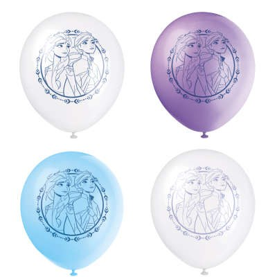 Frozen Latex Balloons