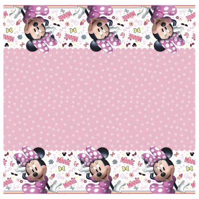 Minnie Mouse Tablecover